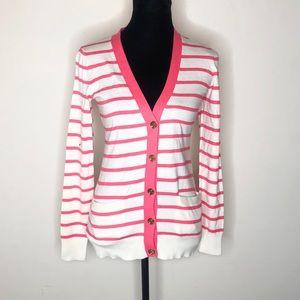 C. Wonder striped cardigan NWT XS